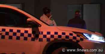 Two men, allegedly armed with gun, machete storm Melbourne home - 9News