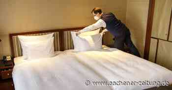 Hotelbranche im Kreis Heinsberg kommt nur langsam wieder auf die Beine - Aachener Zeitung