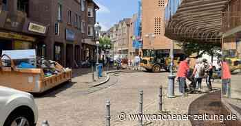 Hilfsbereitschaft nach dem Hochwasser im Kreis Heinsberg - Aachener Zeitung
