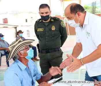 Casi $900 millones para las víctimas en San Juan Nepomuceno - El Universal - Colombia
