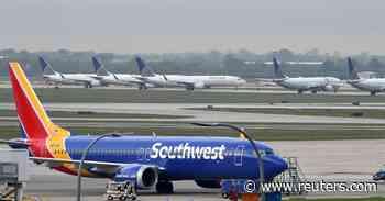 Southwest Airlines losses narrow as leisure travel bounces back - Reuters