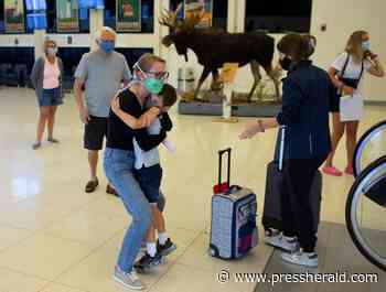 Portland International Jetport on track for record summer as travel surges despite pandemic - Press Herald