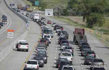 Colorado to taper back rules meant to reduce vehicle travel - Longmont Times-Call