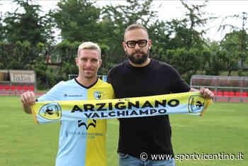 Per l'Arzignano Valchiampo Paolo Beltrame, il centrocampista di scuola granata dottore in economia - Sportvicentino.it
