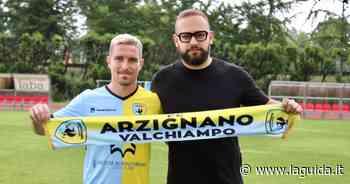 Paolo Beltrame resta in Veneto con la maglia dell'Arzignano - La Guida - LaGuida.it