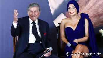 Tony Bennett und Lady Gaga kündigen letzte gemeinsame Auftritte an - B.Z. Berlin