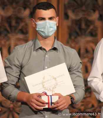 Monistrol-sur-Loire : Etienne Redon premier prix en plasturgie au Concours général des métiers - La Commère 43