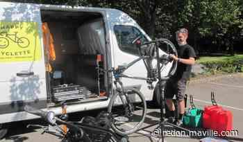 Vezin-le-Coquet. Sur le marché, ça roule pour Happy cyclette - maville.com