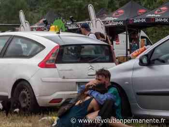 Répression à la rave-party de Redon : « C'était une scène de guerre, sauf que nous on était pas armés » - http://www.revolutionpermanente.fr/Section-Politique