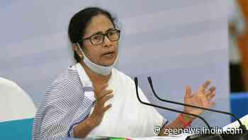 Mamata Banerjee attacks Centre over Pegasus spyware, terms I-T raids on Dainik Bhaskar `brutal attempt to stifle democracy`