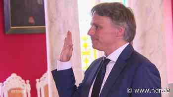 Greifswald: Fabian Leendertz wird Uniprofessor und Gründungsdirektor - NDR.de
