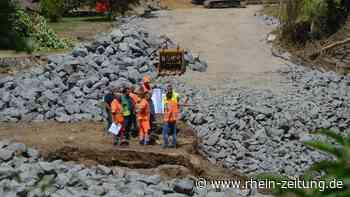 Brücke in der Kölner Straße in Sinzig wieder gesperrt: Experten haben Absackung festgestellt - Rhein-Zeitung