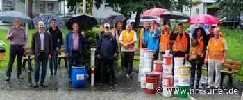 Recyceln statt Wegwerfen: Aus Kippen werden Ascher - Stadt Neuwied macht mit: Spezial-Sammelbehälter - NR-Kurier - Internetzeitung für den Kreis Neuwied