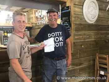 Plucky Jim! Meakin wins £1,000 Map Final at Lake View - Melton Times