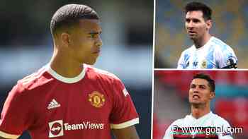 Messi or Ronaldo? Greenwood makes his pick between Barcelona icon and ex-Manchester United star