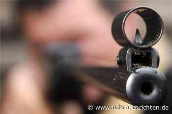 """RN+ Mann (56) schießt mit Luftgewehr auf Nachbarin: """"Ich mach Dich tot"""" - Ruhr Nachrichten"""
