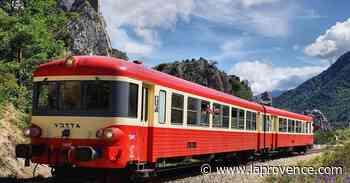 Sisteron : un voyage inoubliable à bord du Veyn'Art express - La Provence