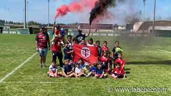 Aucamville. L'école de rugby du TLA fête une victoire - ladepeche.fr