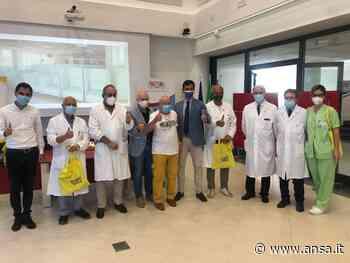Nuovo volto per sala attesa day hospital Oncologia Perugia - Agenzia ANSA
