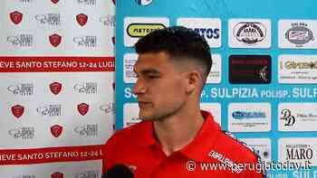 """Curado-Perugia, subito feeling: """"C'è grande entusiasmo, voglio dare una mano. Alvini? È ok"""" - PerugiaToday"""