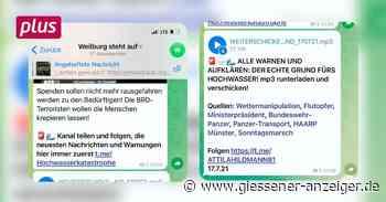 Querdenker aus Limburg-Weilburg stören Rettungsarbeiten - Gießener Anzeiger