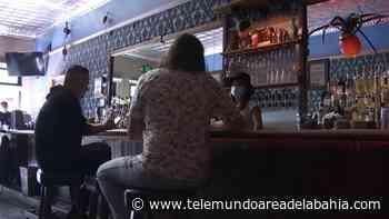 Bares estudian pedir certificado de vacunación a sus clientes en San Francisco - Telemundo Area de la Bahia