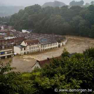 Hevige regenstormen, zoals die in Wallonië, worden 14 keer frequenter in Europa: 'De wake-up call die we nodig hebben'