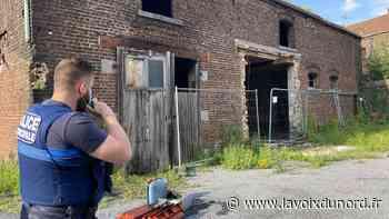 précédent Maubeuge: des détritus prennent feu dans un bâtiment - La Voix du Nord
