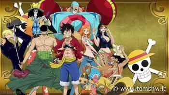 One Piece Volume 100: la copertina ufficiale - Tom's Hardware Italia