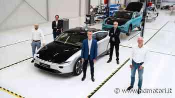 Lightyear One, la produzione dell'auto solare partirà nell'estate del 2022 - HDmotori