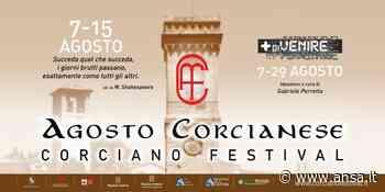 Edizione speciale dedicata a Dante del Corciano Festival - Agenzia ANSA