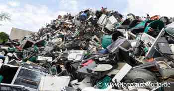 Online-Händler nachlässig bei Rücknahmepflicht für Elektroschrott