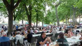 Villefranche-de-Rouergue : le public commence à répondre présent aux marches nocturnes - LaDepeche.fr
