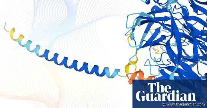 AI firm DeepMind puts database of the building blocks of life online