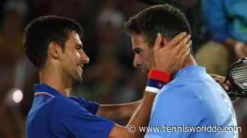 Juan Martin del Potros nette Botschaft an Novak Djokovic vor den Olympischen Spielen - Tennis World DE