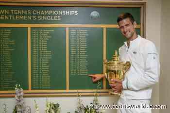 Roger Federer über Novak Djokovic: 'Er verdient alles, was er erreicht hat' - Tennis World DE