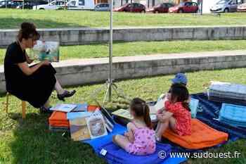 Mourenx : lecture dans l'herbe ou concours de polars, l'été sera littéraire à la médiathèque - Sud Ouest