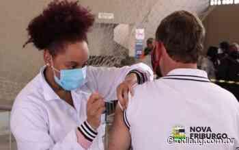 Nova Friburgo vacina hoje pessoas com 39 anos sem comorbidades - O Dia