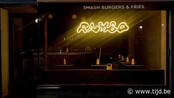 Getest: de smashburger van Rambo in Elsene - De Tijd
