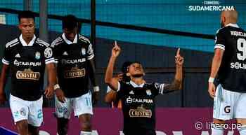 Sporting Cristal: ¿Quién podría ser su rival en una eventual final de Copa Sudamericana? - Libero.pe