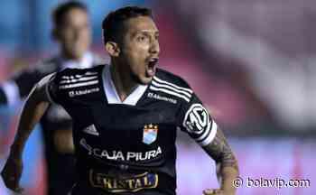 La máquina celeste: Sporting Cristal empató 1-1 ante Arsenal de Sarandí y clasificó a los cuartos de finales - Bolavip