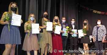 Eine dreifache Fiesta zum Abschluss - Ettenheim - Badische Zeitung - Badische Zeitung