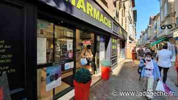 """Villefranche-de-Rouergue : dans les pharmacies, """"pour l'heure, on ne fait pas plus de tests"""" - LaDepeche.fr"""