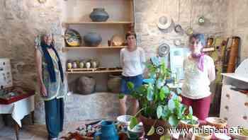 Une nouvelle boutique d'artisanat d'art place de la Fontaine à Villefranche-de-Rouergue - LaDepeche.fr