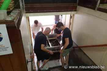 Brothers of Solidarity wijken tijdelijk uit door ondergelopen keuken