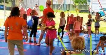Les quartiers font leur cirque au stade du Bel Air à Auray - Le Télégramme