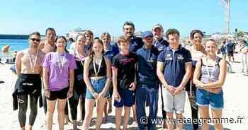 Les nageurs alréens en tête de la Coupe de Bretagne - Le Télégramme