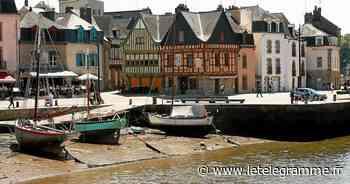 Auray : un homme sauvé de la noyade dans le port de Saint-Goustan - Le Télégramme