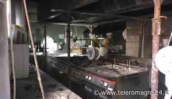 BERTINORO: Incendio Ca' de Be', cucina tutta da rifare | VIDEO - Teleromagna24