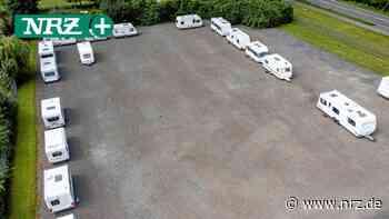 Rees: Wohnwagen Boland hat kaum mehr Caravans im Angebot - NRZ